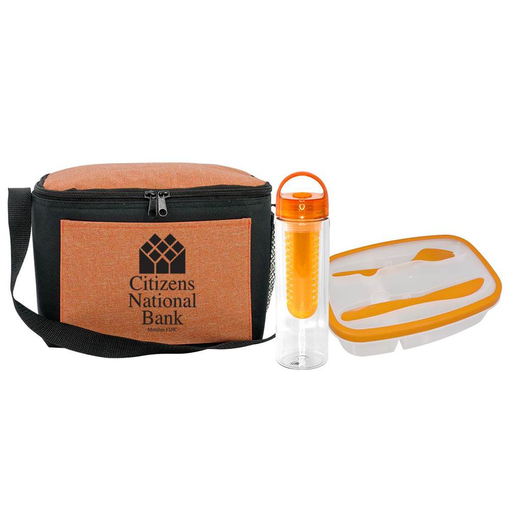 Ridge Seal Tight and Infuser Lunch Set - Personalization Available