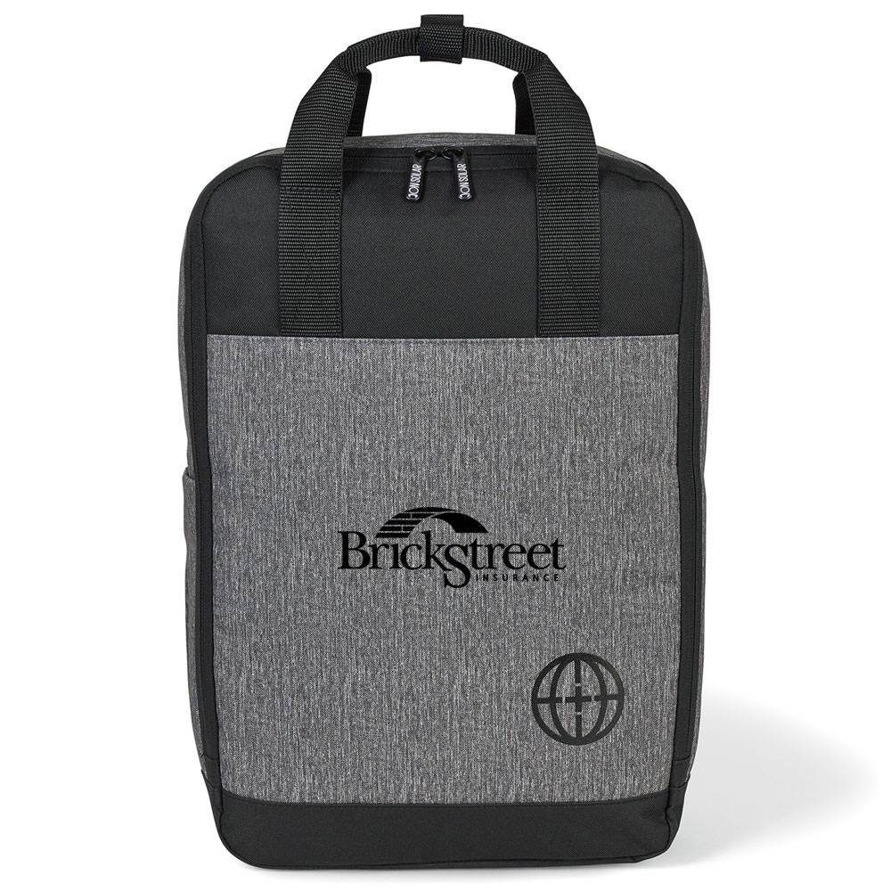 Logan Computer Backpack Tote - Personalization Available