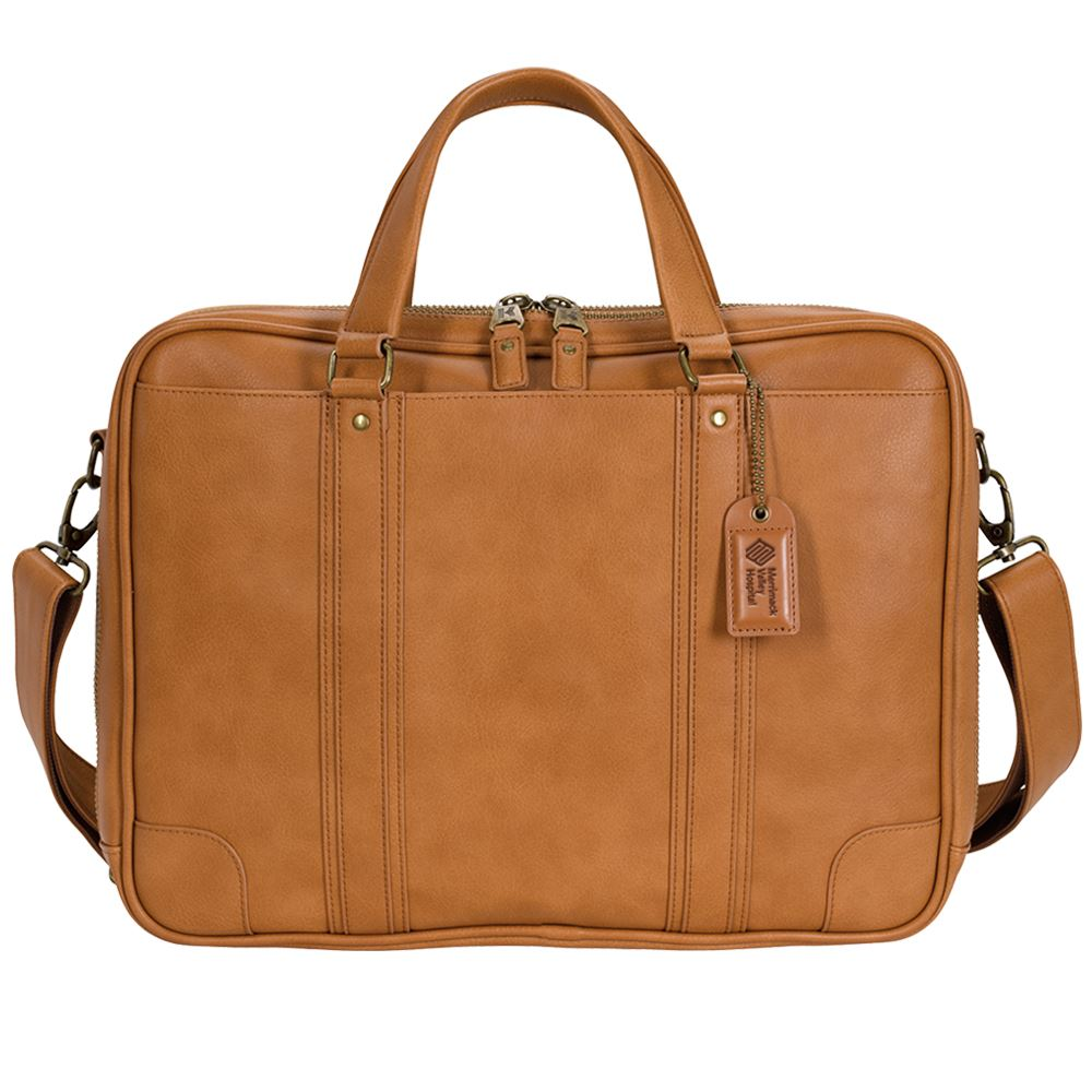 Soho Briefcase - Personalization Available