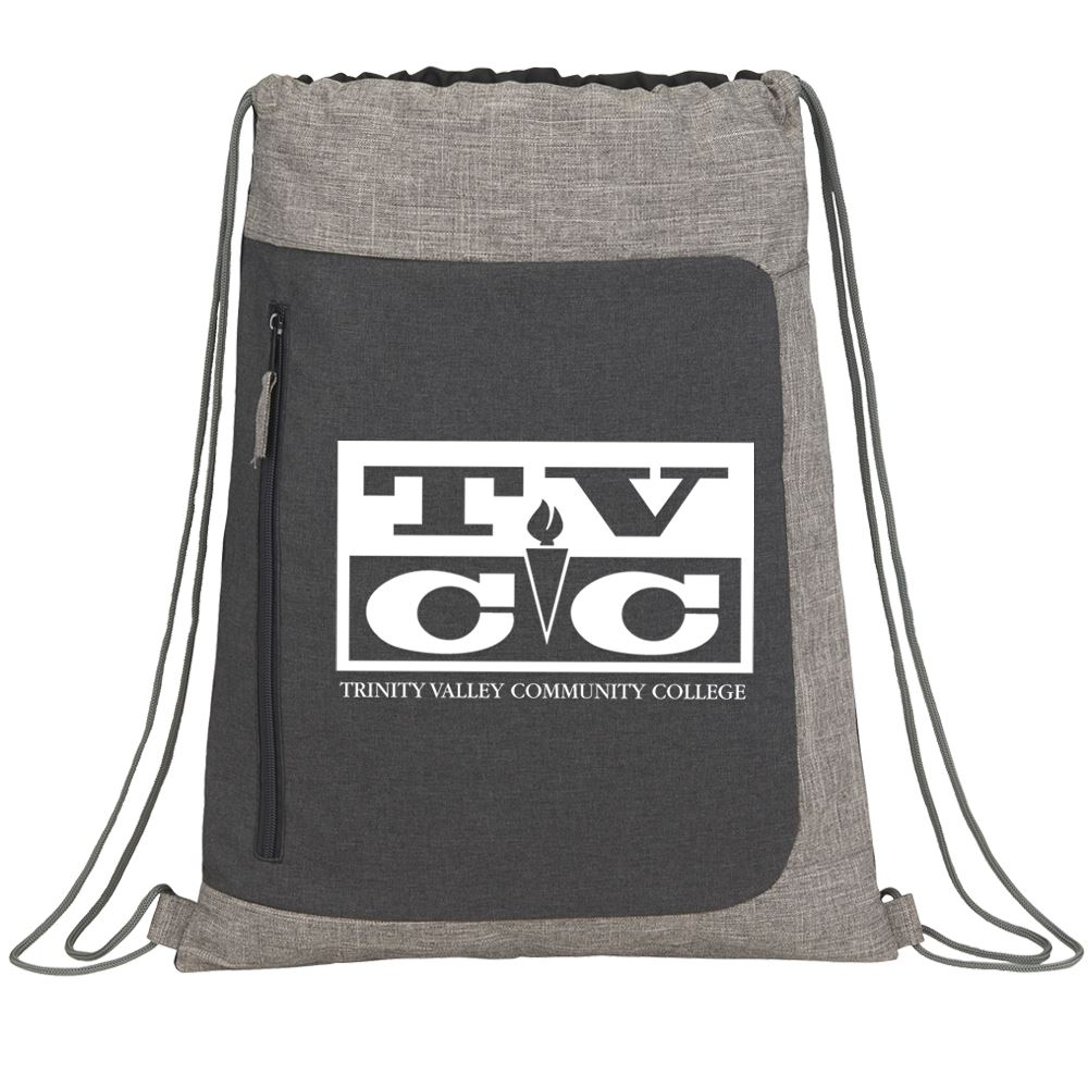 Reclaim rPET Drawstring Bag - Personalization Available