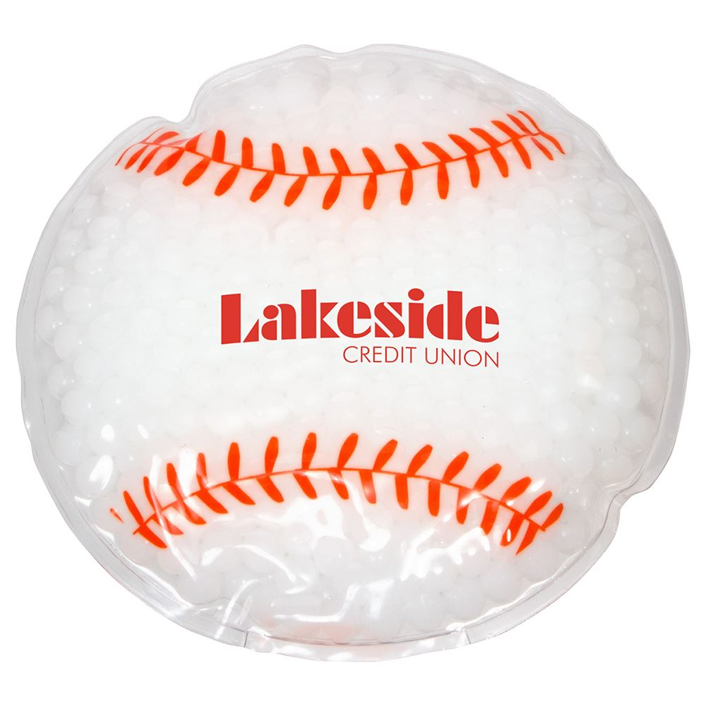 Baseball Hot/Cold Pack - Personalization Available