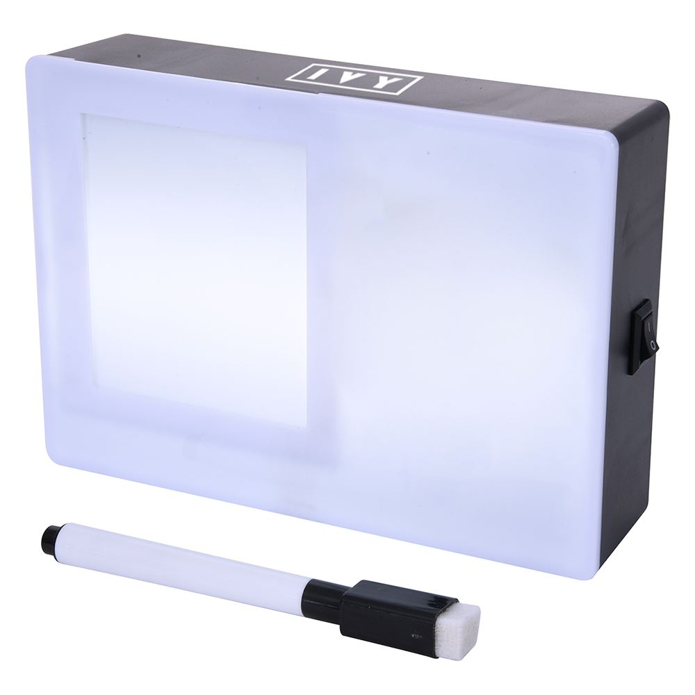 Light Up Cinema Board - Personalization Available