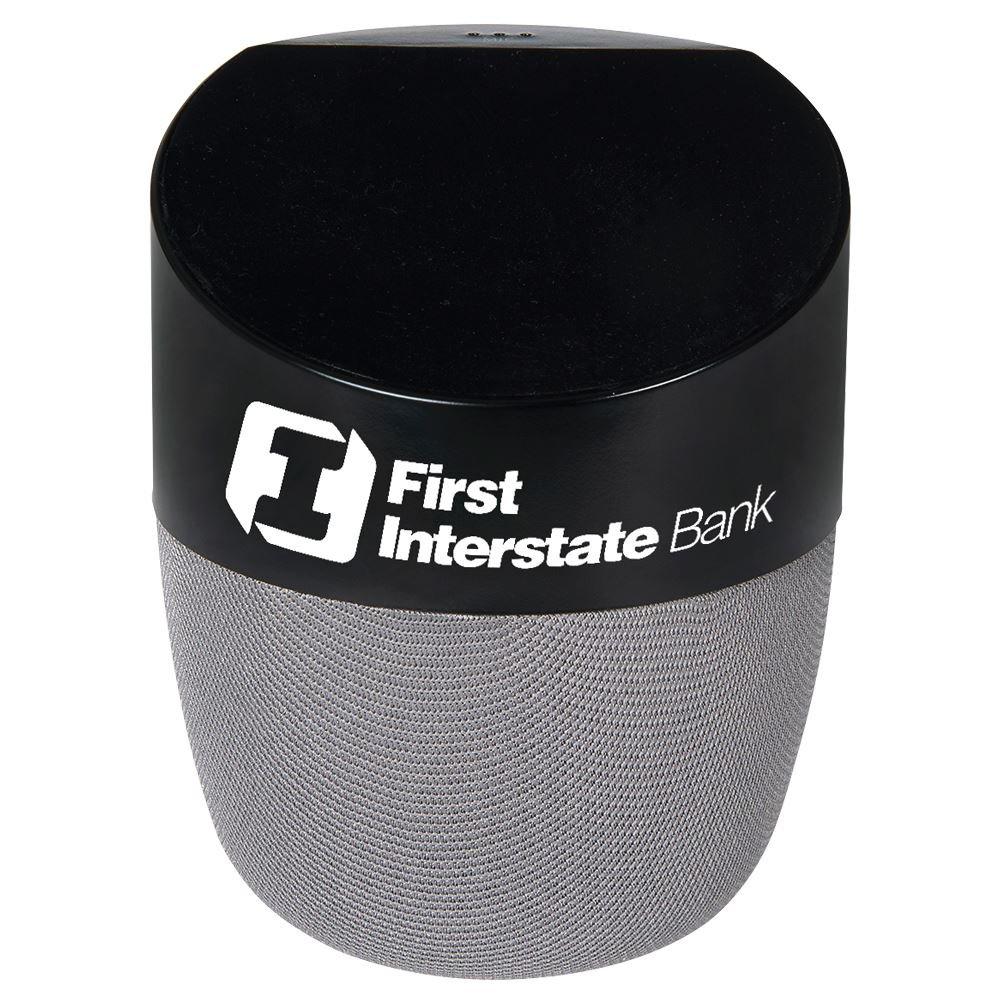 Jamie Bluetooth® Wireless 4000 mAh Charging Pad & Bluetooth® Speaker - Personalization Available