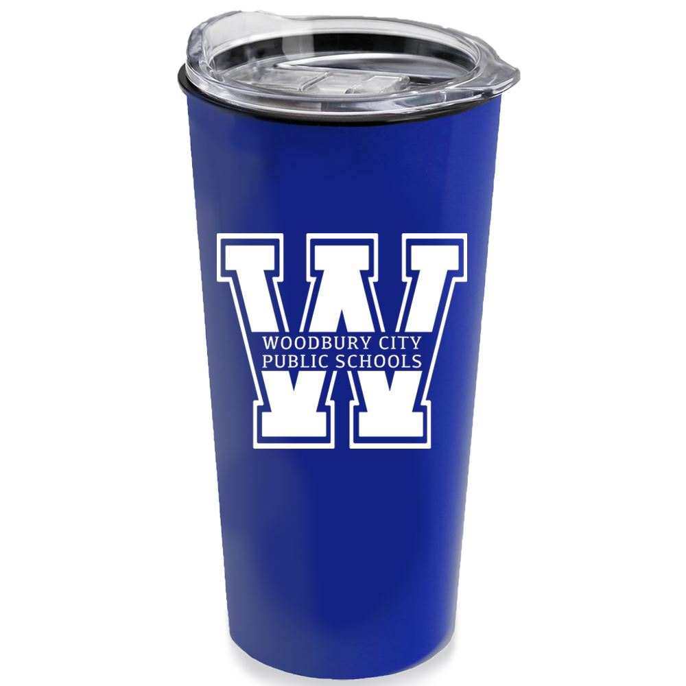 The Roadmaster Travel Tumbler 18-Oz. - Personalization Available