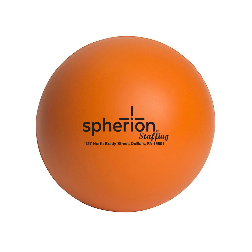Safety Stress Balls - Personalization Available
