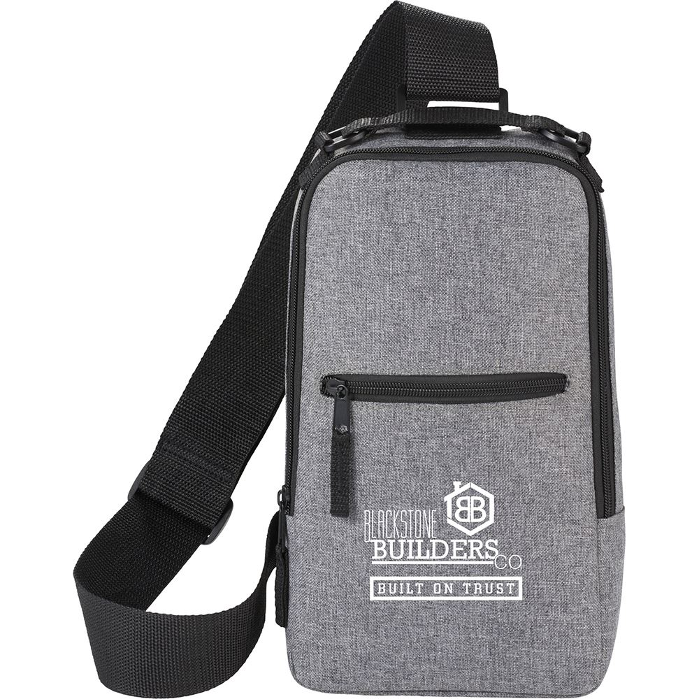 Central Sling Bag - Personalization Available