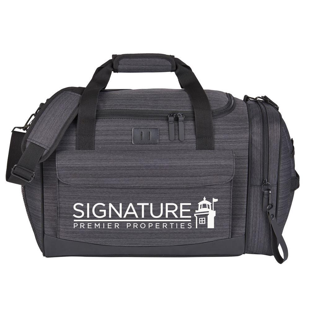 Retro Duffel Bag - Personalization Available