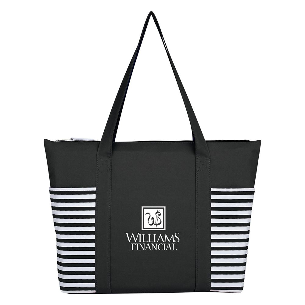 Maritime Tote Bag - Personalization Available