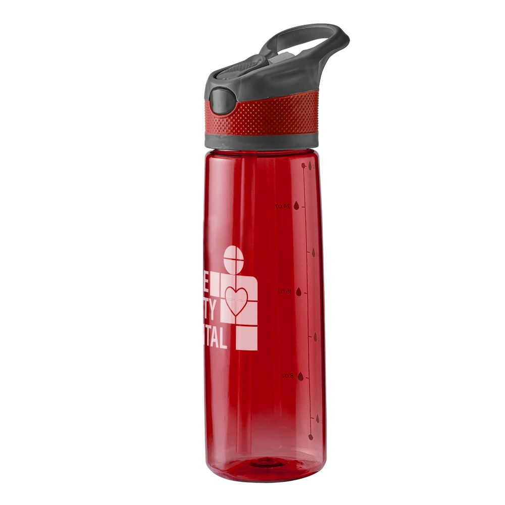 Wellness Tritan™ Bottle 28-Oz. - Personalization Available