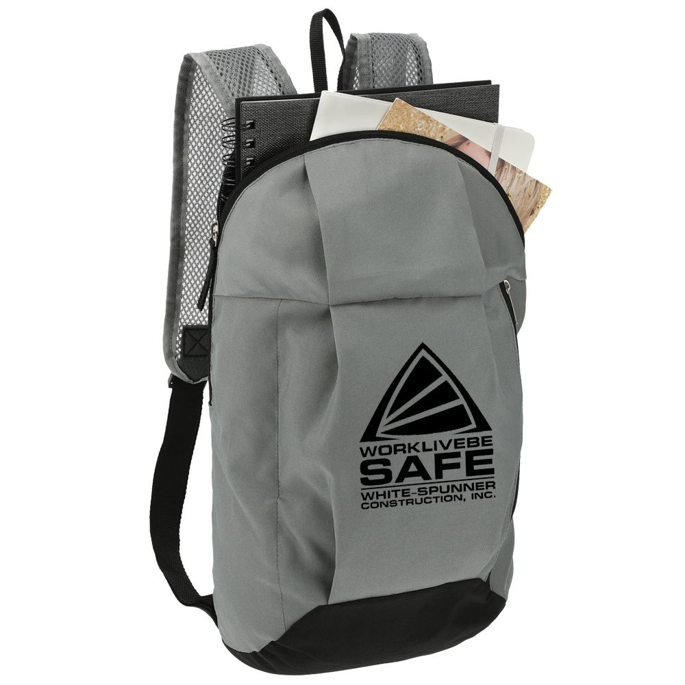 Vert Foldable Backpack - Personalization Available
