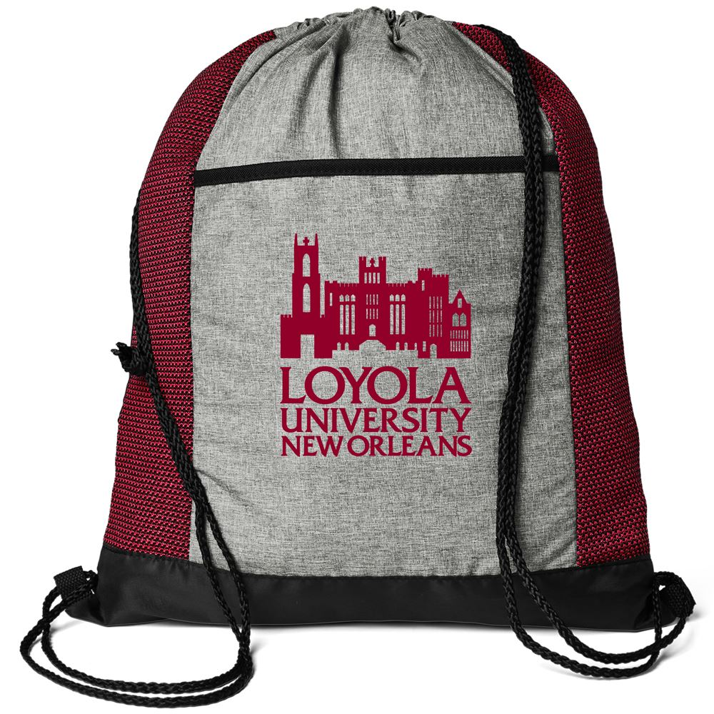 Aviva Drawstring Backpack - Personalization Available