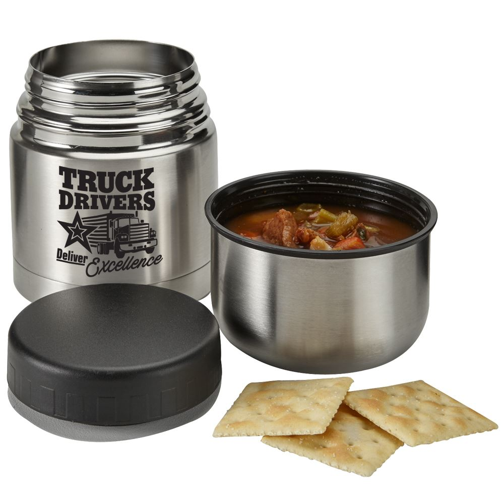 Commuter Insulated Food Container 13.5-Oz. - Personalization Available