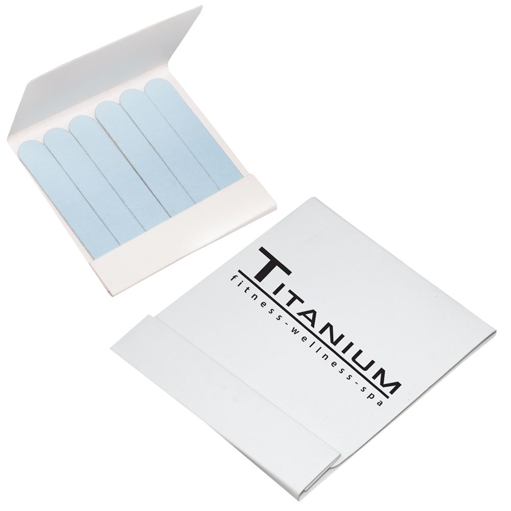 Matchbook Nail File - Personalization Available