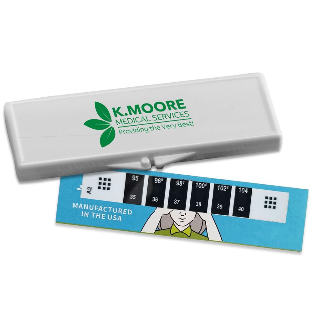 Forehead Thermometer Kit - Personalization Available