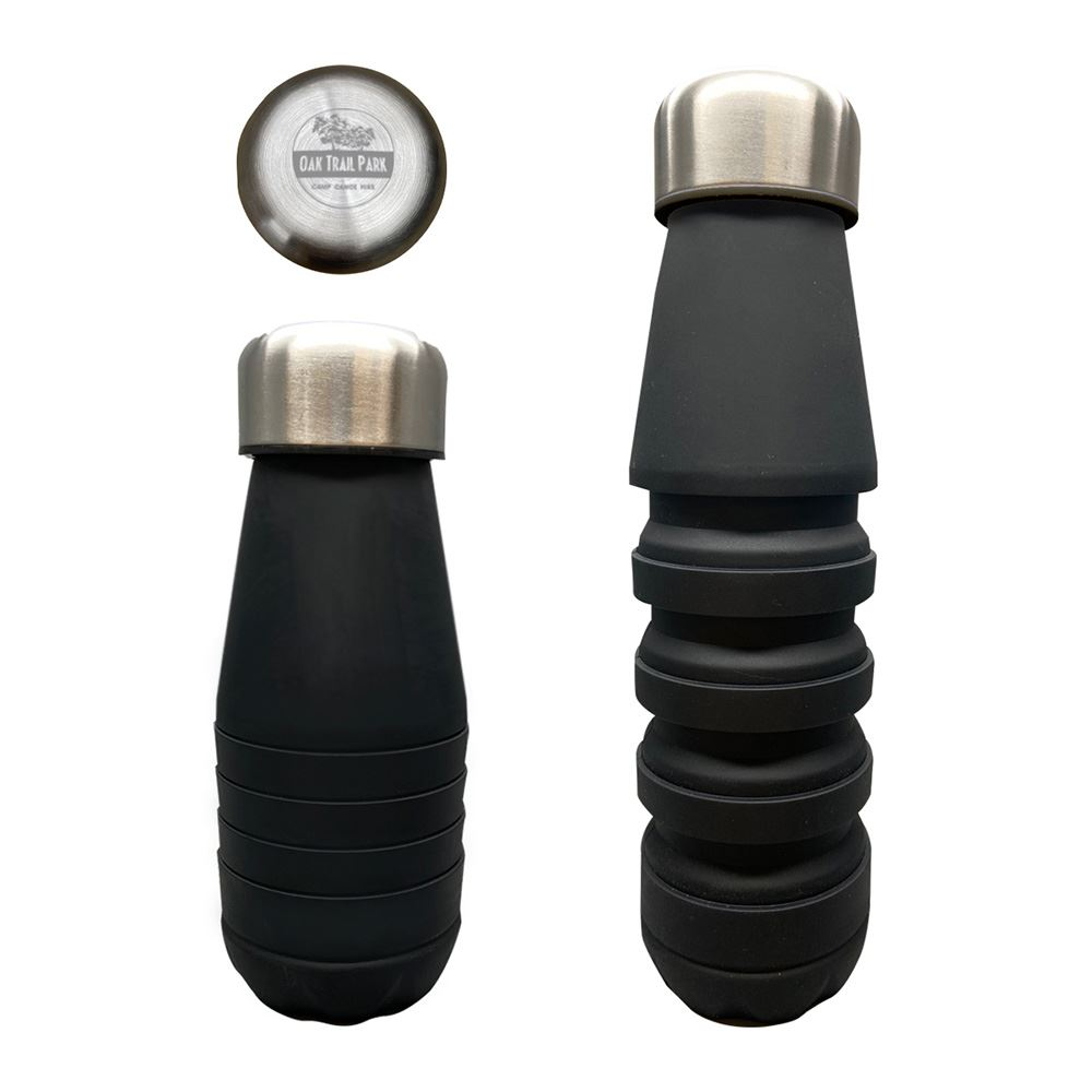 Collapsible Swiggy Bottle 16 oz. - Personalization Available