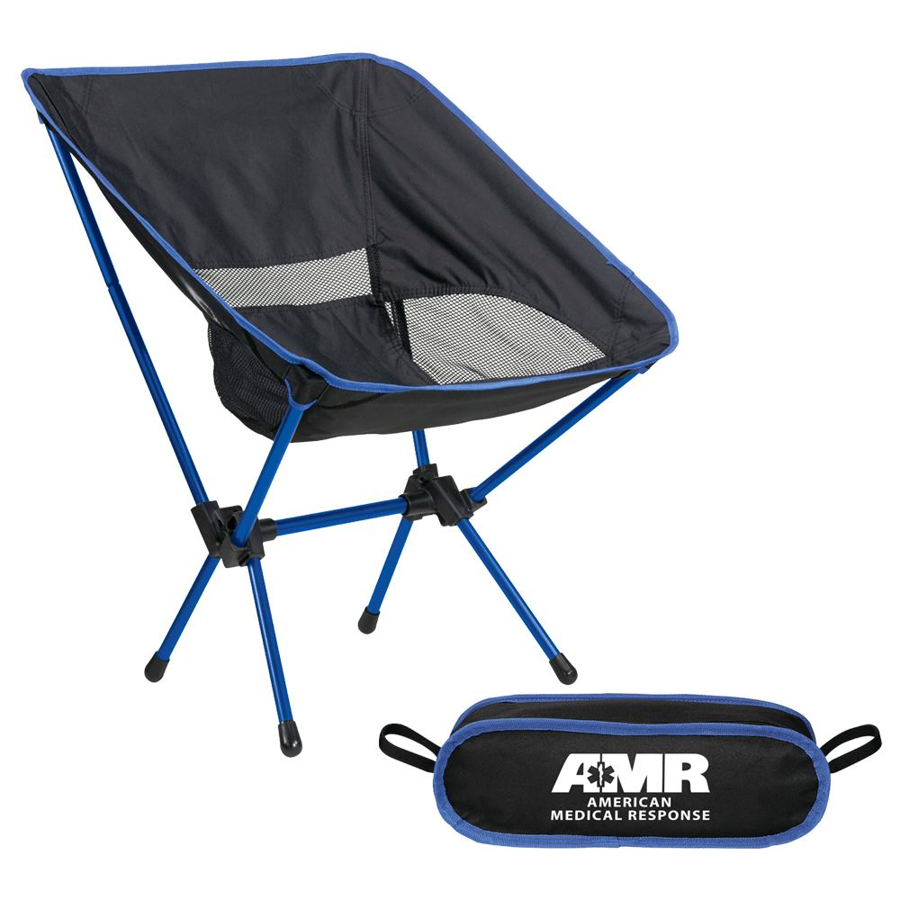 Ultra Portable Compact Chair - Personalization Available