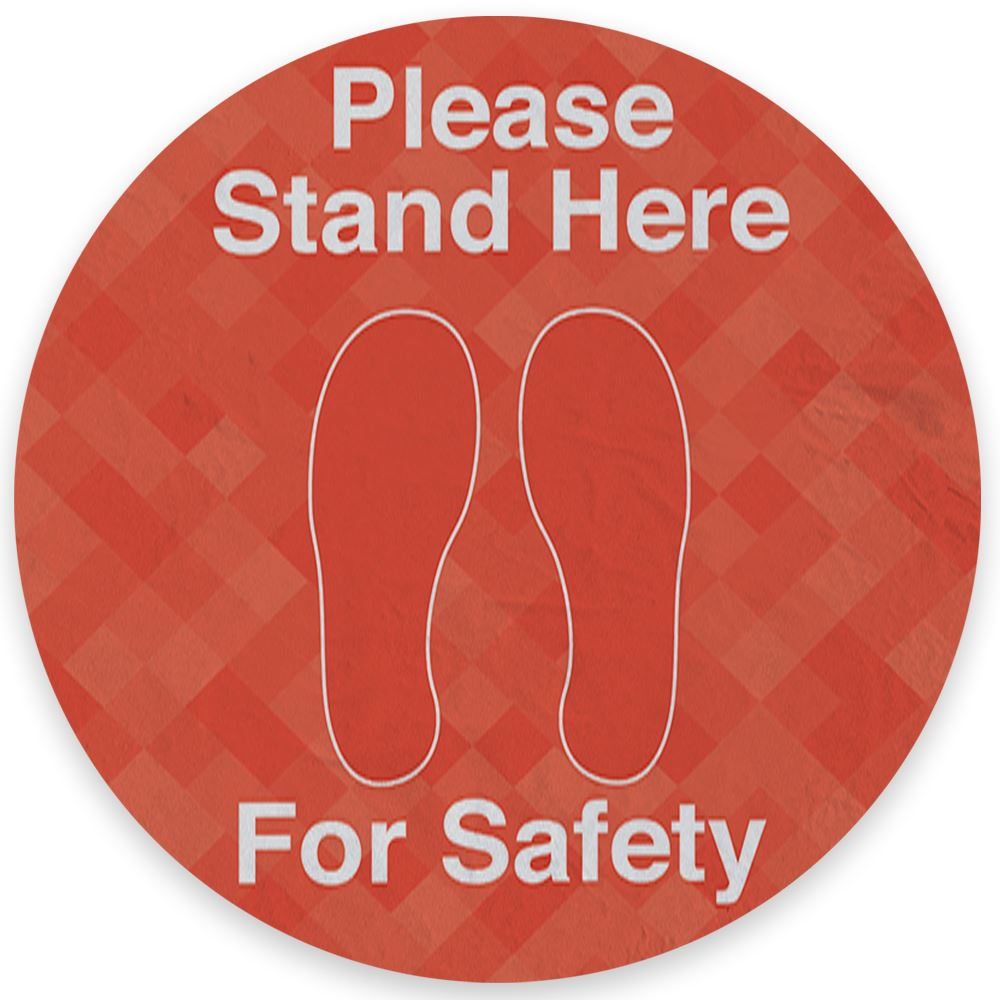 Please Stand Here 12