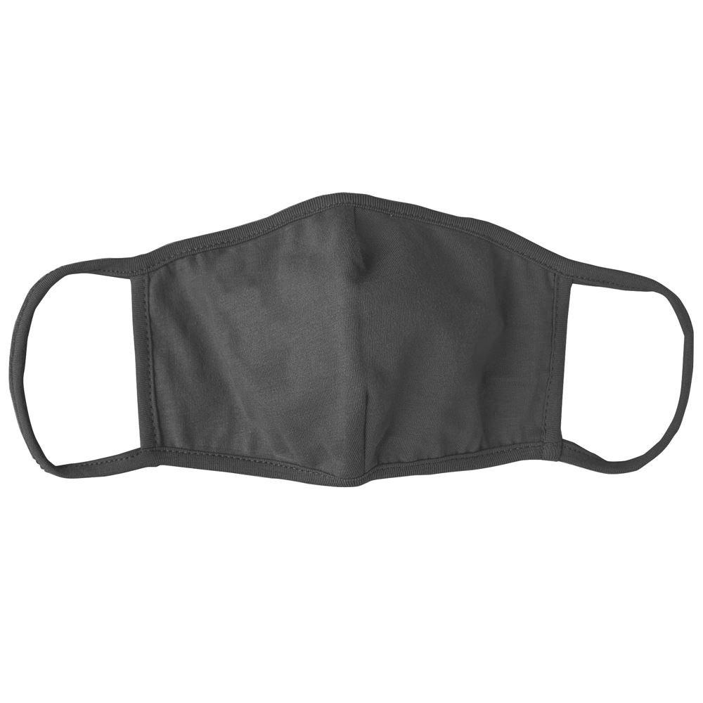 4-Ply 100% Cotton Face Mask with Nose Bridge - Washable & Reusable