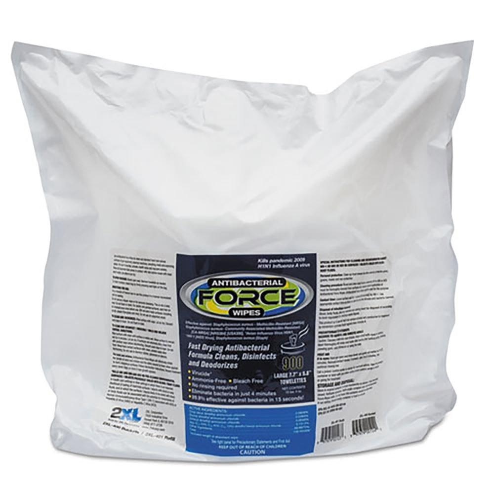 Antibacterial Wet Wipes - 900 Count