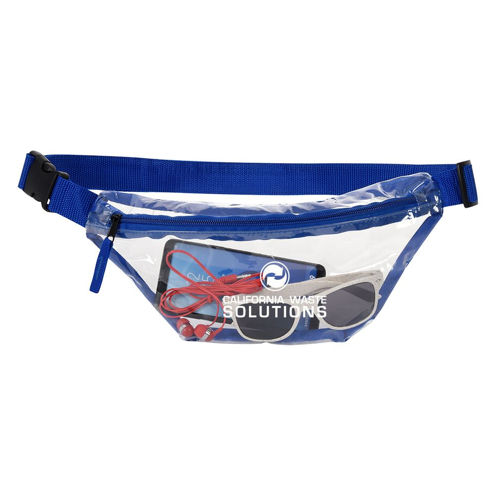 Clear Choice Fanny Pack - Personalization Available