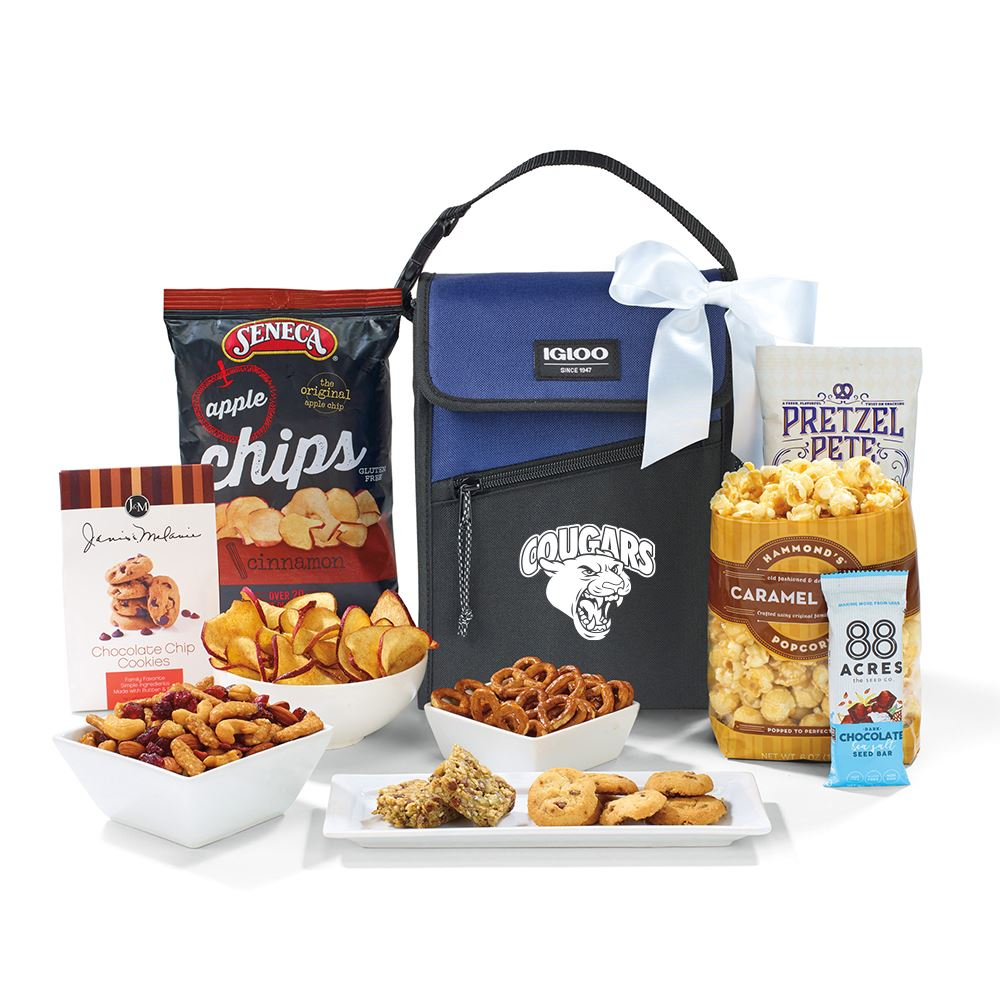 Igloo Avalanche of Snacks Cooler - Personalization Available