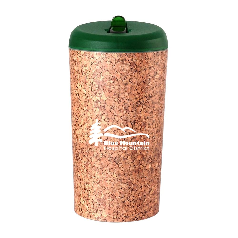 Cork Pop Up Bottle - Full Color Personalization Available