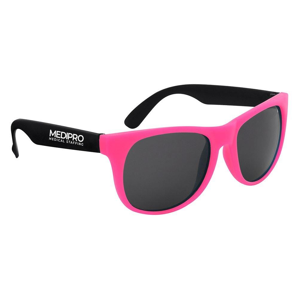 Kapowski Rubberized Sunglasses - Personalization Available