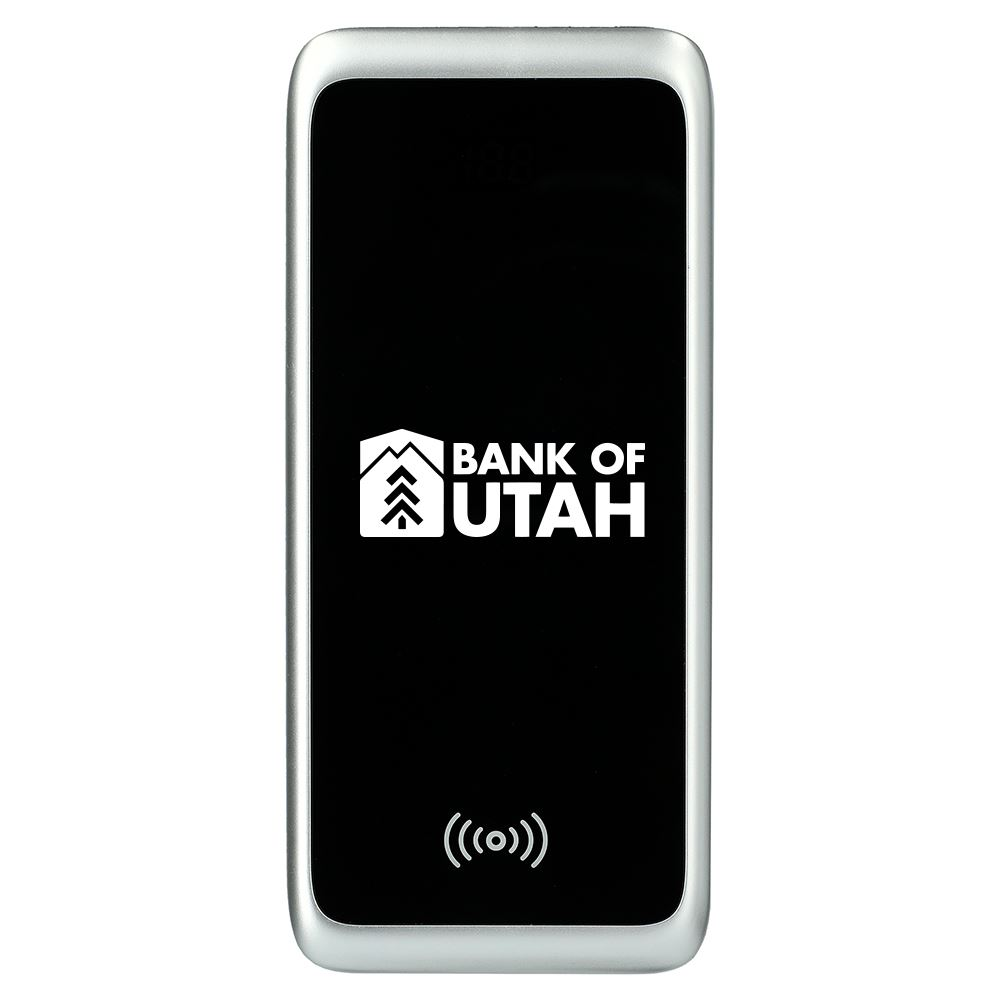 Vent 20000 mAh USB-C PD Fast Wireless Power Bank -�Personalization Available