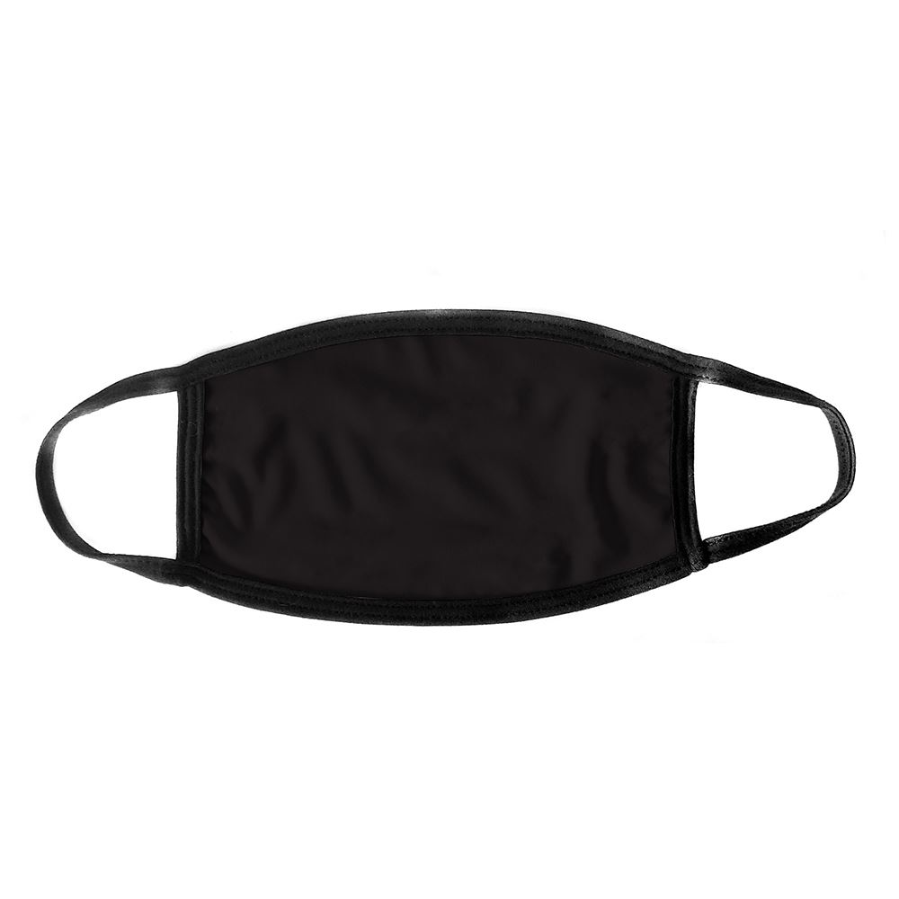 2-Ply 100% Polyester Face Mask With Copper & Silver