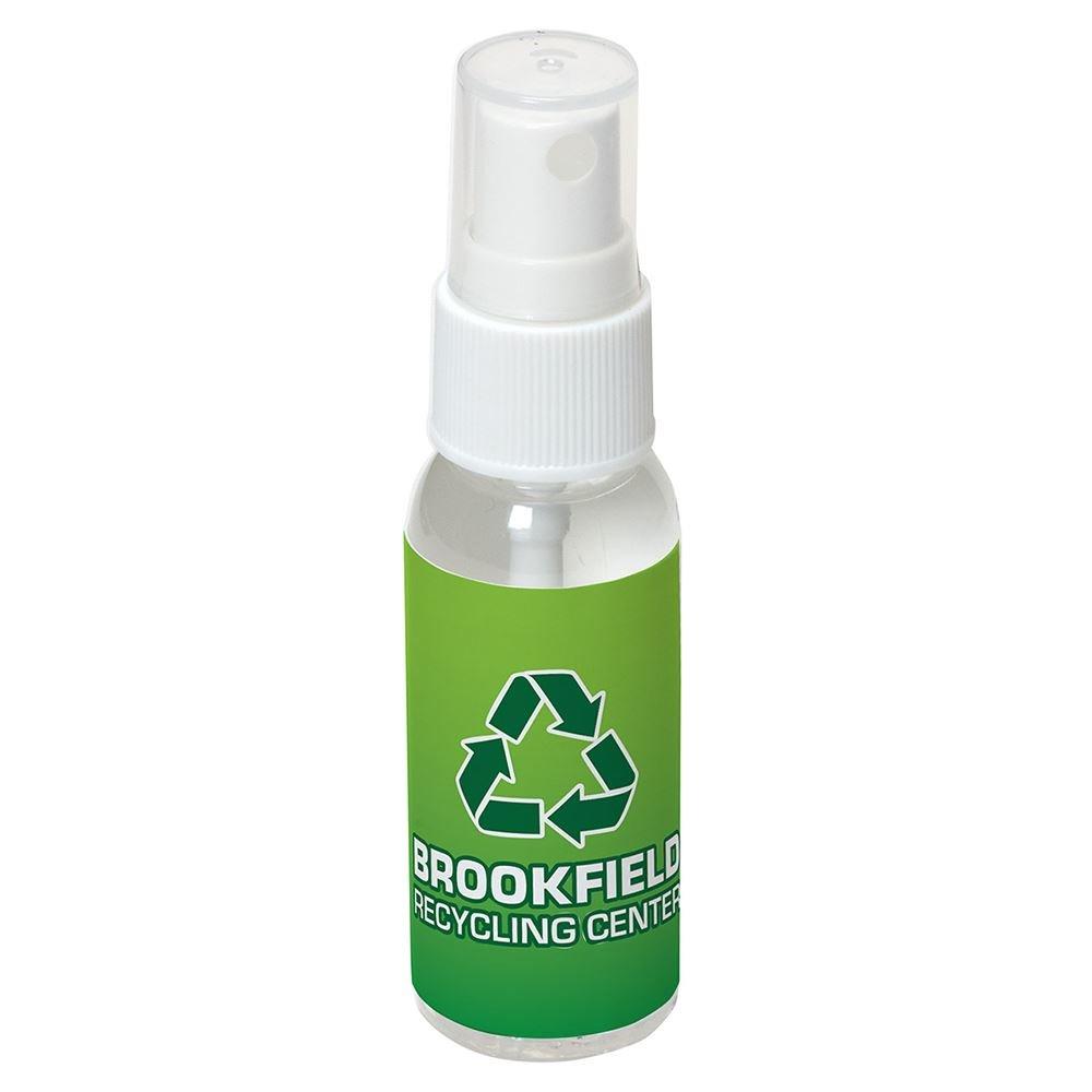 1 Oz. Gel Sanitizer Spray - Personalization Available
