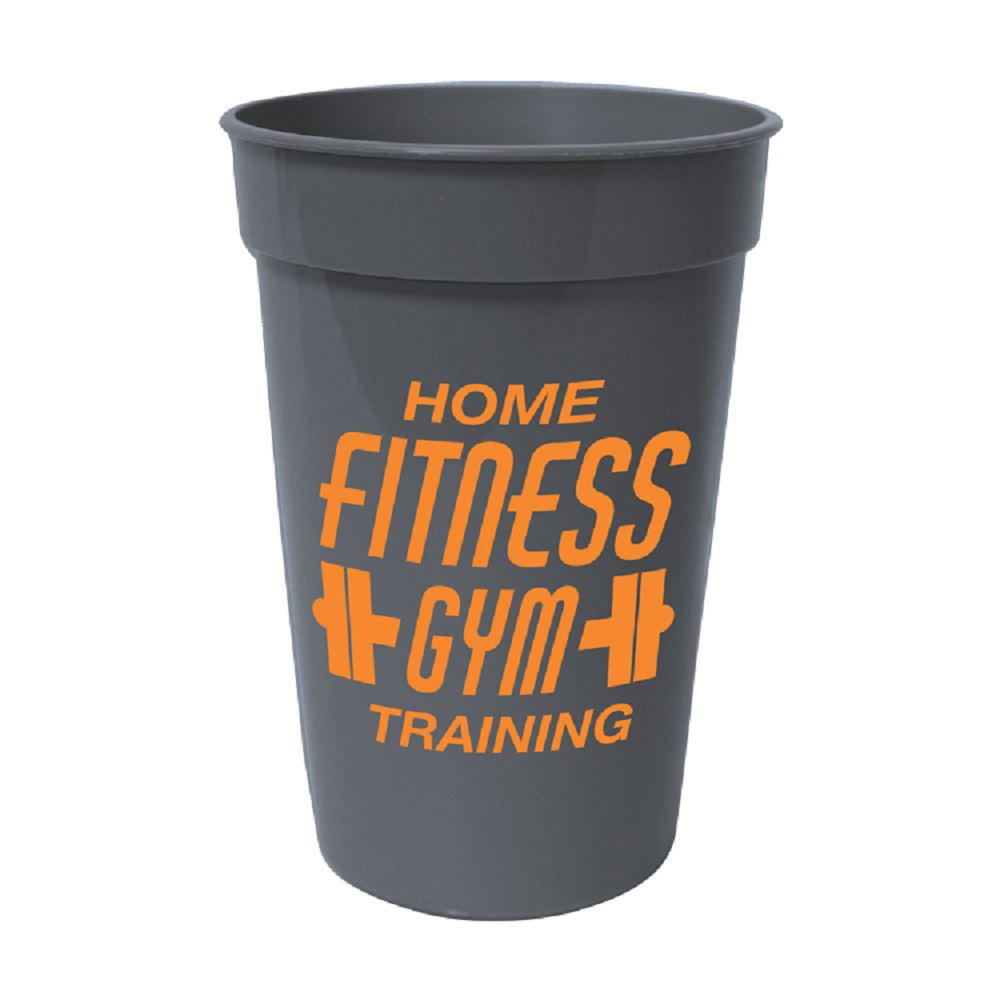 Stadium Cup with Antimicrobial Additive 17 Oz.� Personalization Available
