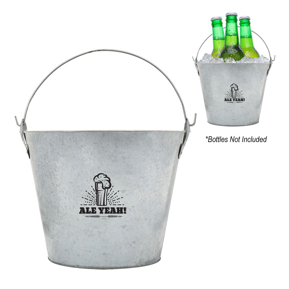 5 Liter Bevy Beverage Bucket - Personalization Available