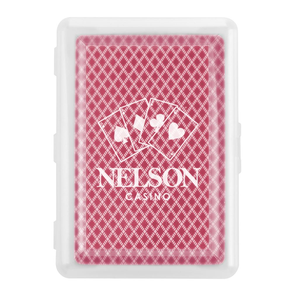 Playing Cards in Case - Personalization Available