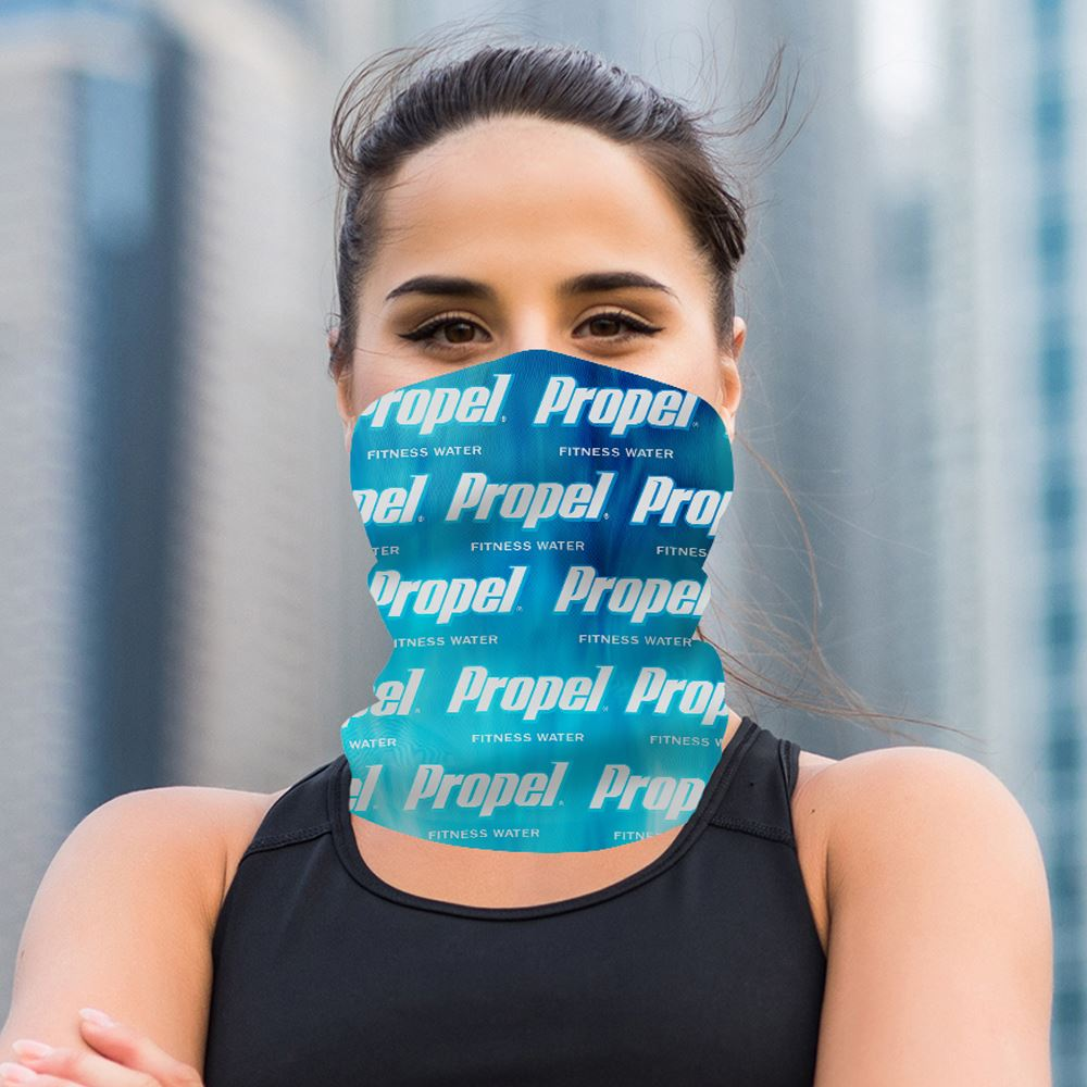 Multi-Functional Bandana Face Cover - Personalization Available