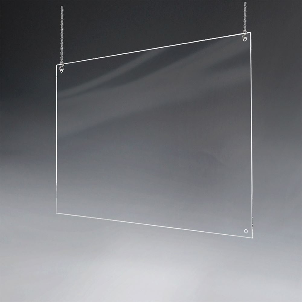 Extra Large Hanging Safety Barrier - 1/8