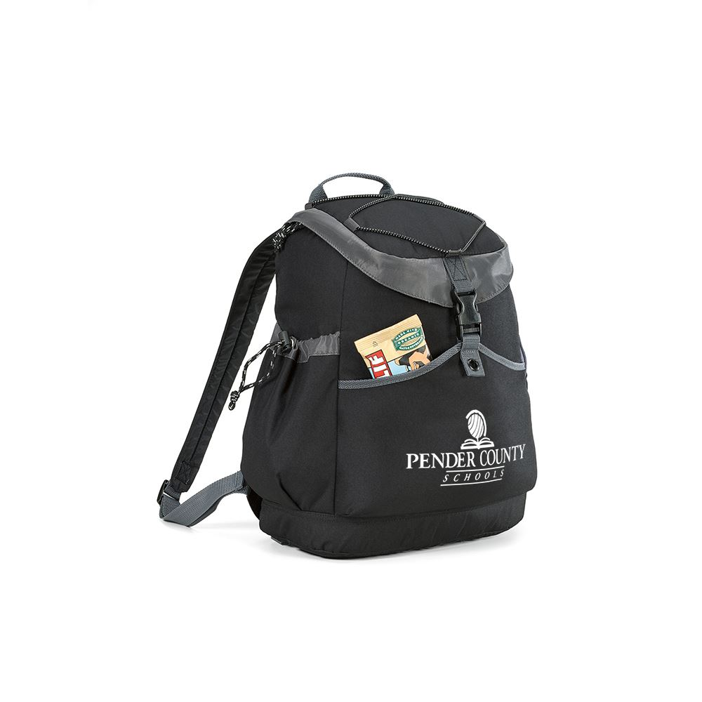 Park Side Backpack Cooler - Personalization Available