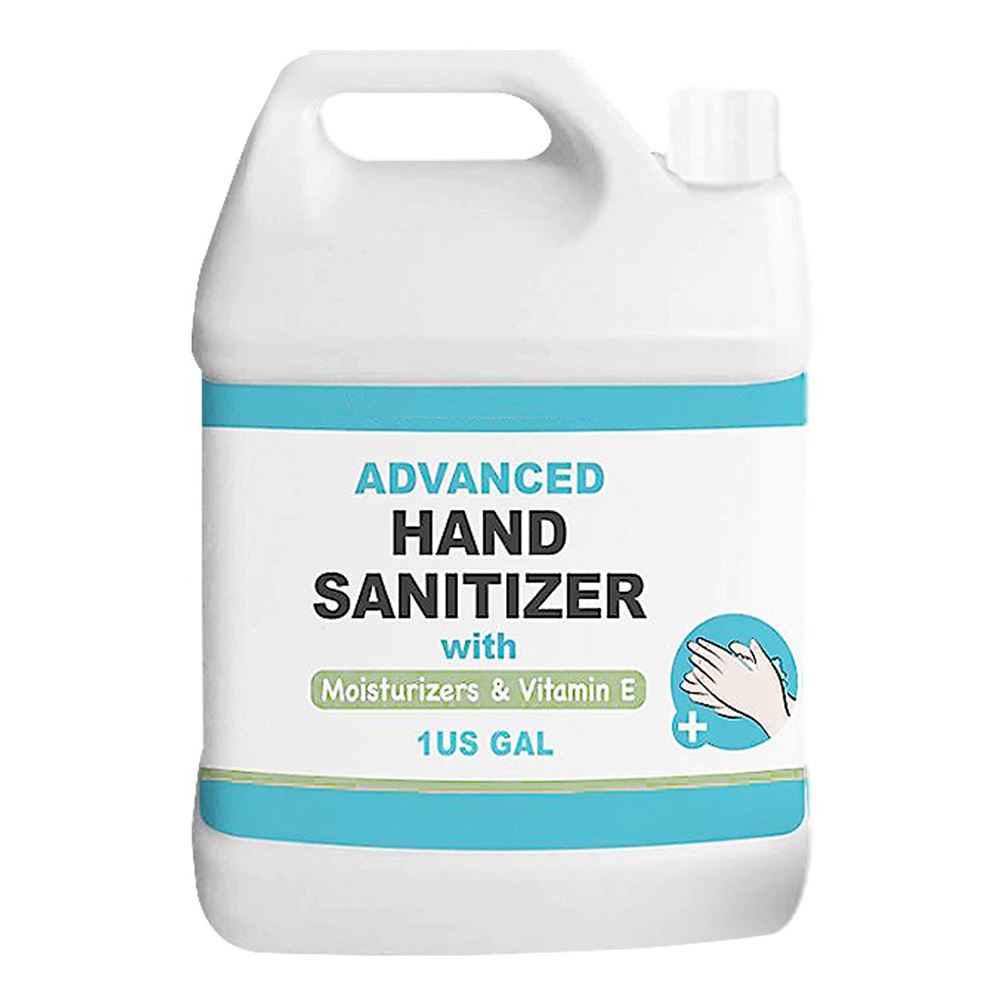 1 Gallon Hand Sanitizer Gel with Lid