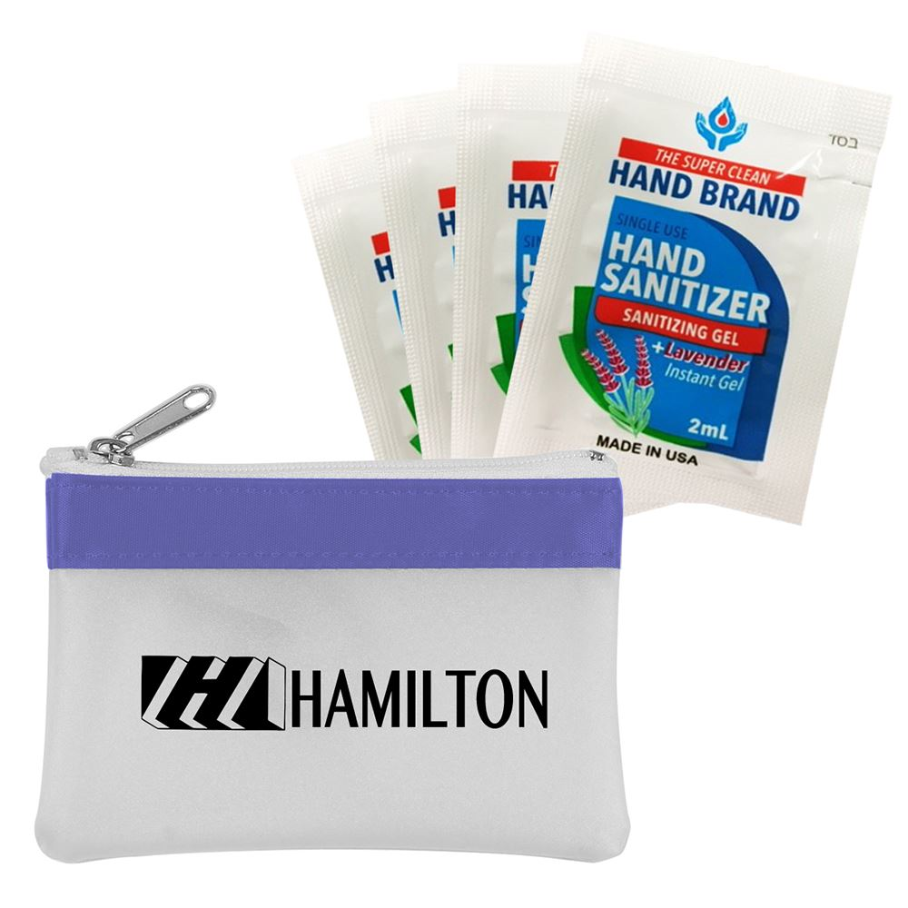 Gel Sanitizer Kit - Personalization Available