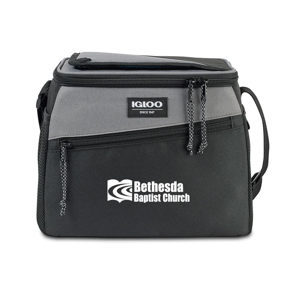 Igloo Glacier Box Cooler-Personalization Available