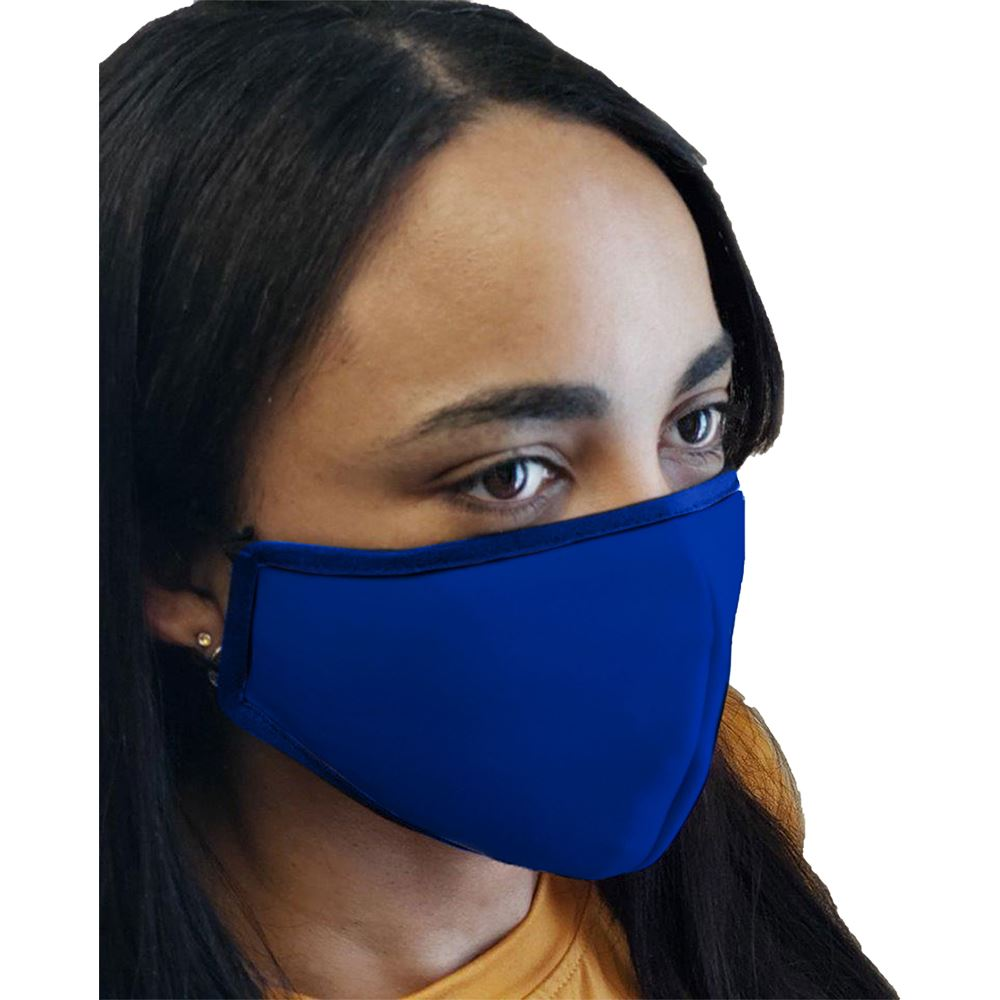 2-Ply Blended Face Mask With Adjustable Ear Loops