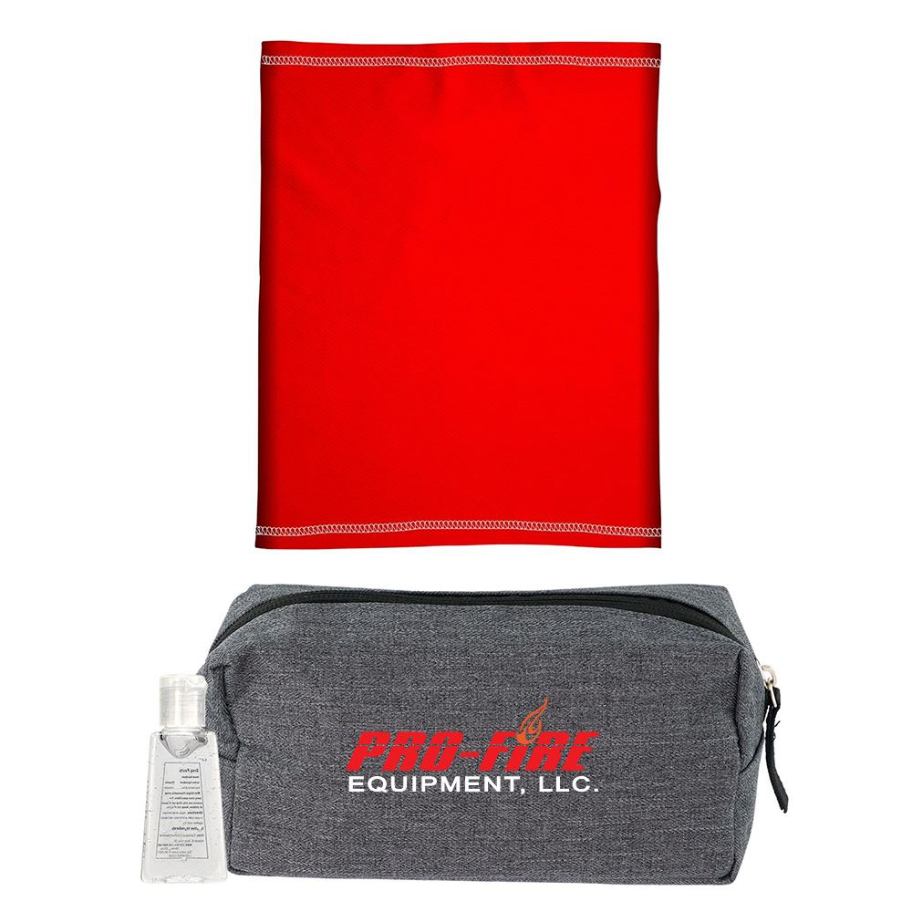 G Line Gaiter and Hand Sanitizer Kit - Personalization Available