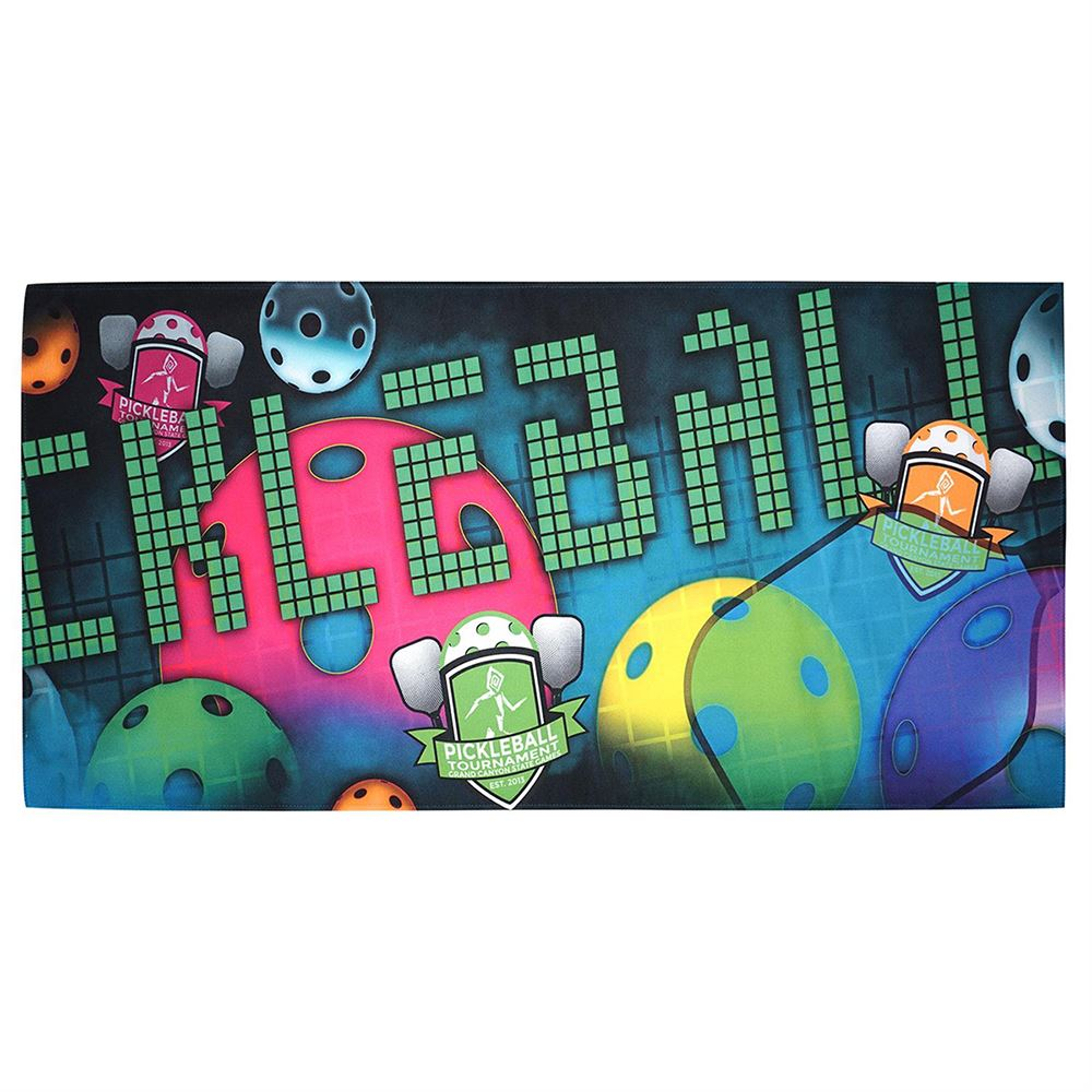 24 x 12 Full Color Quick Dry Towel-Personalization Available
