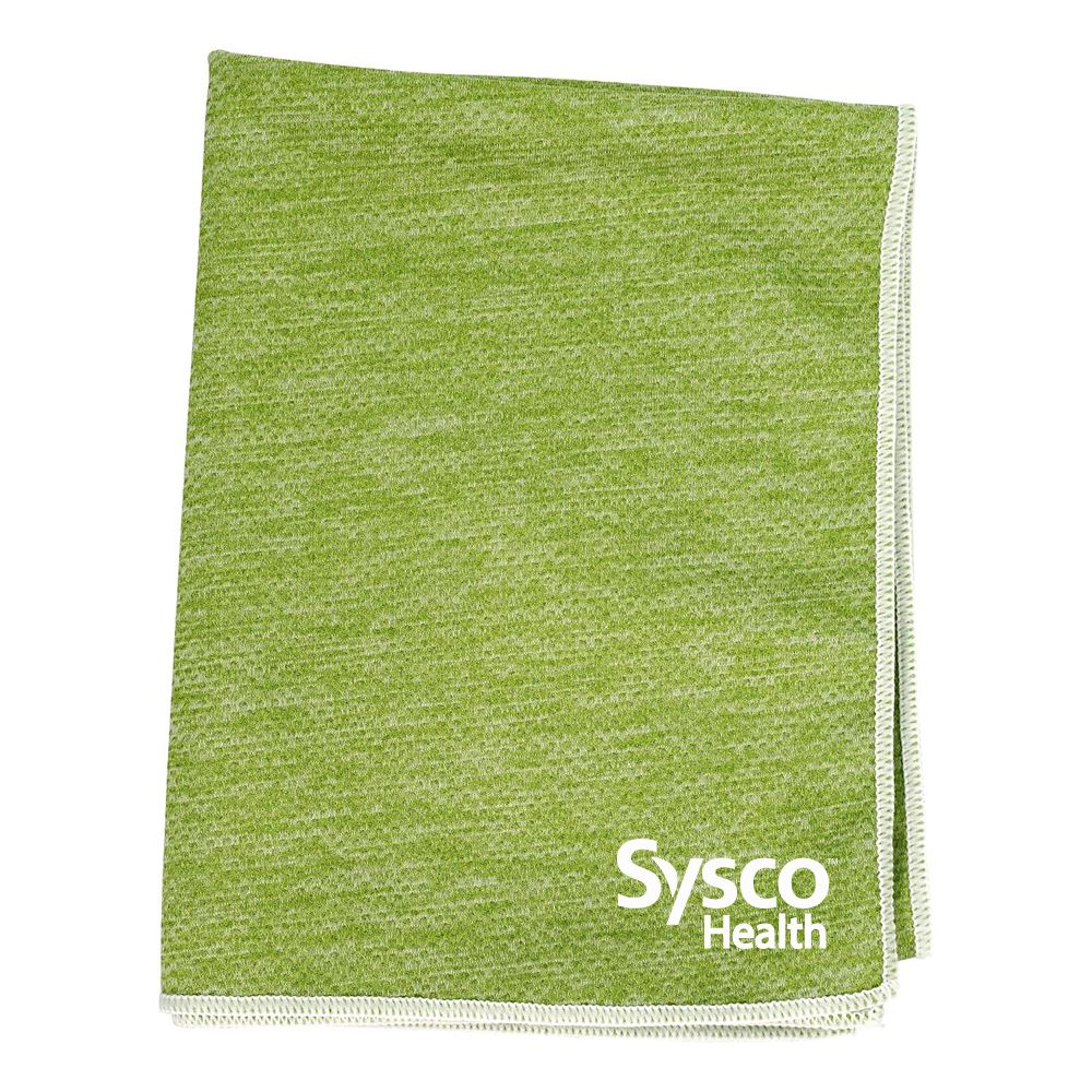 32 x 12 Heather Quick Dry Towel-Personalization Available