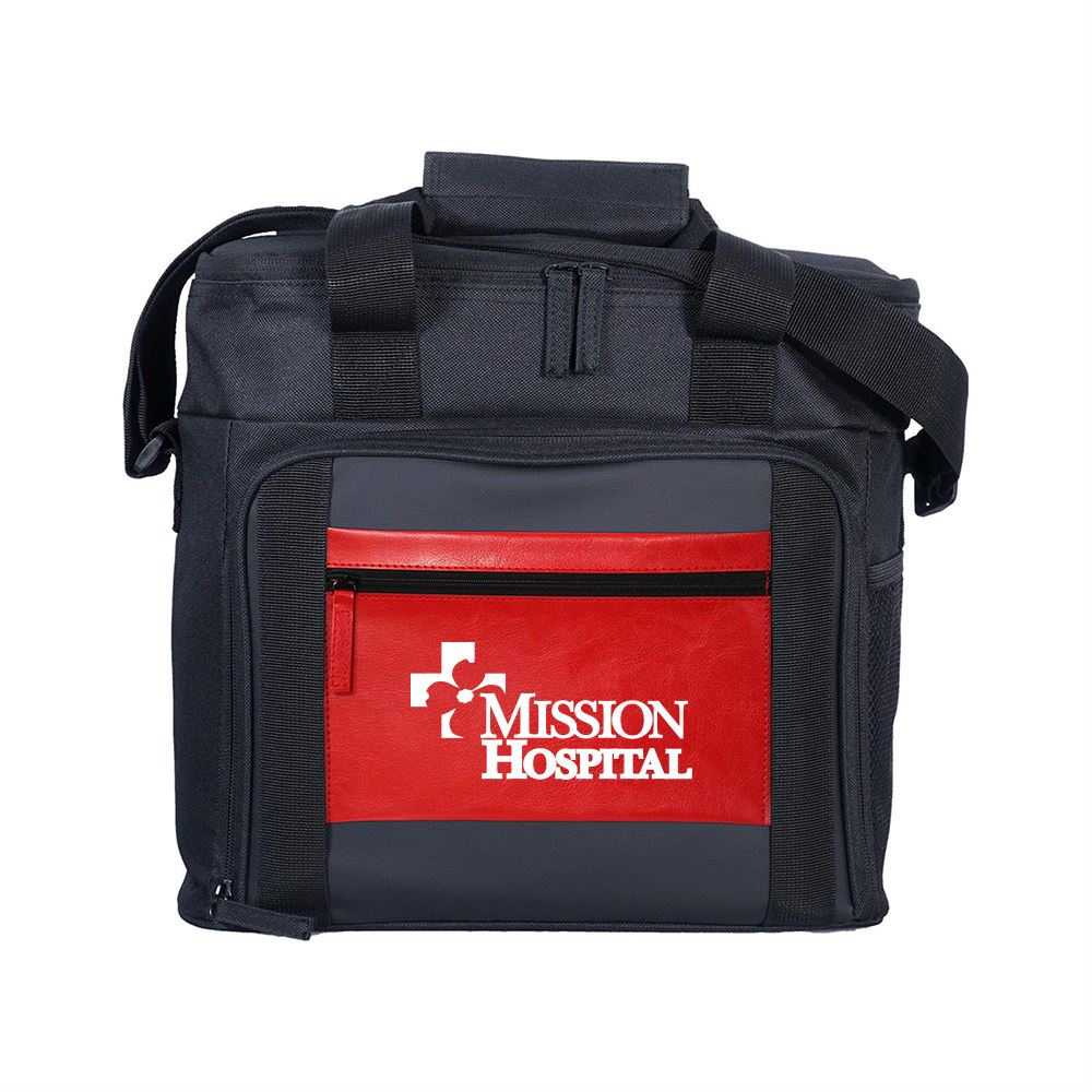 Shiny Pocket Cooler Bag-Personalization Available