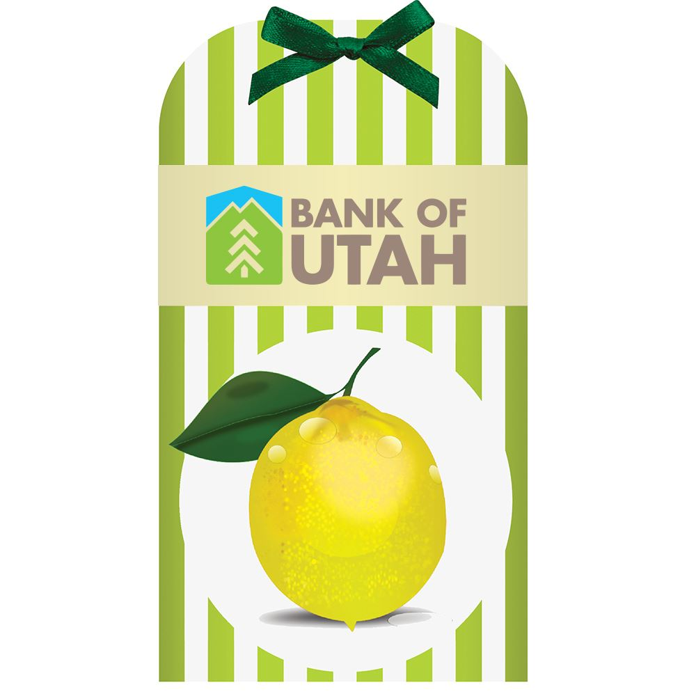 Stylish Drink Packets Lemonade Mix-Personalization Available