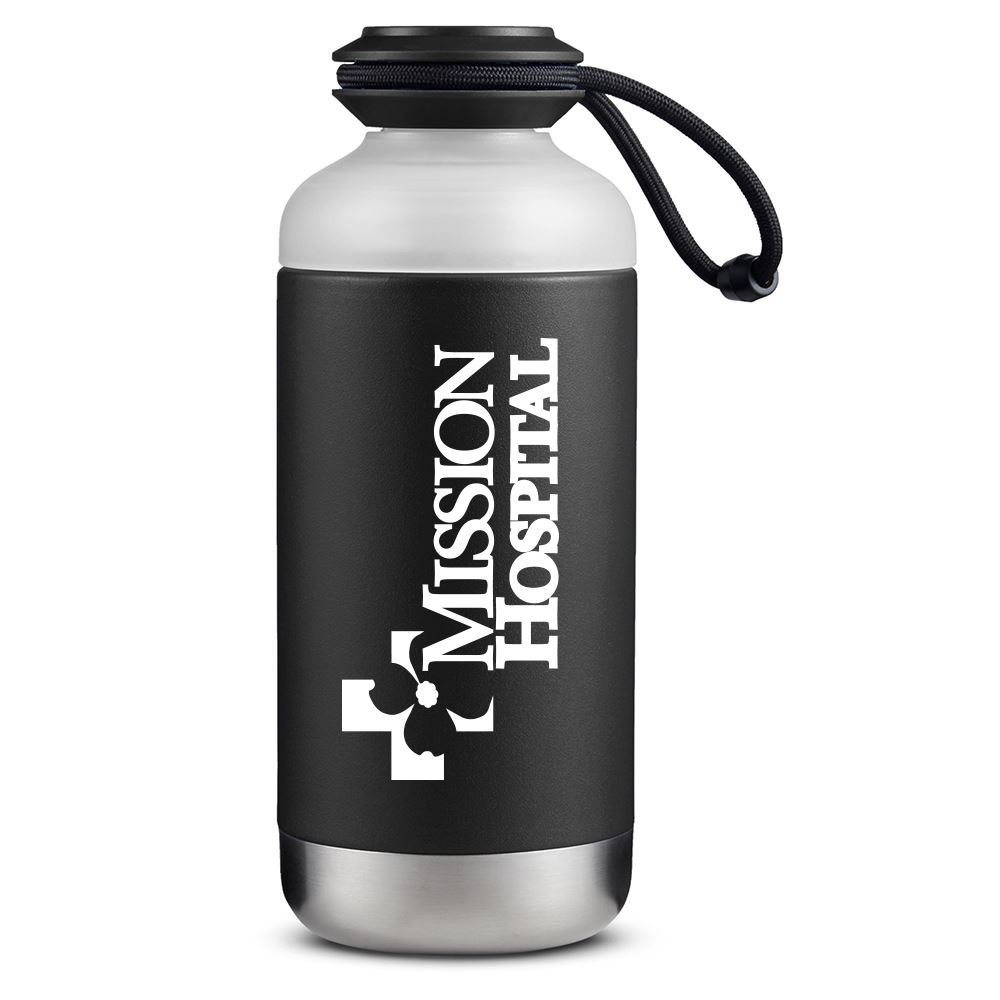 Contour Vacuum Bottle With Duo Lid 16.9 Oz - Personalization Available