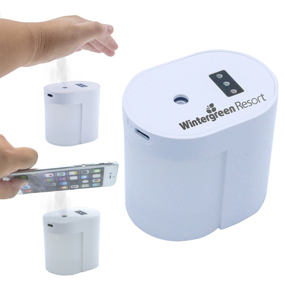 Hands Free Sanitizer Sprayer- Personalization Available
