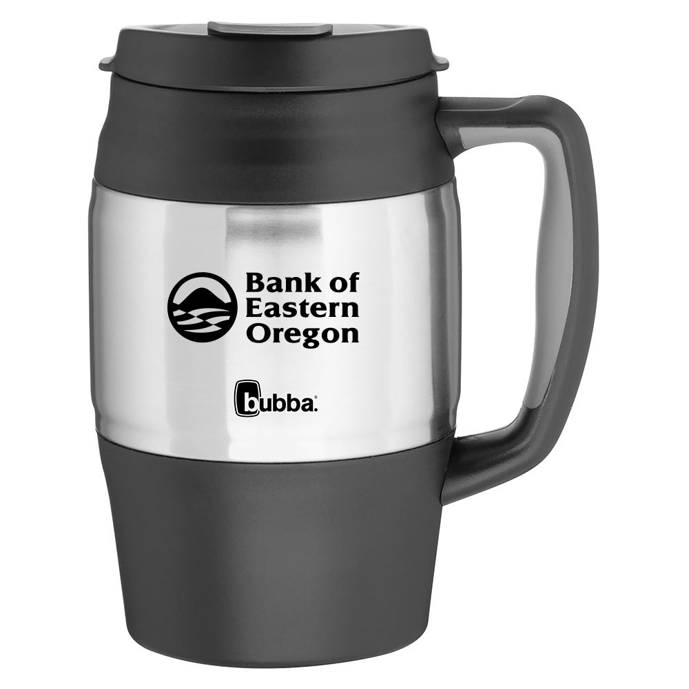 Bubba Classic Double Wall Insulated Desk Mug 34 Oz. - Personalization Available