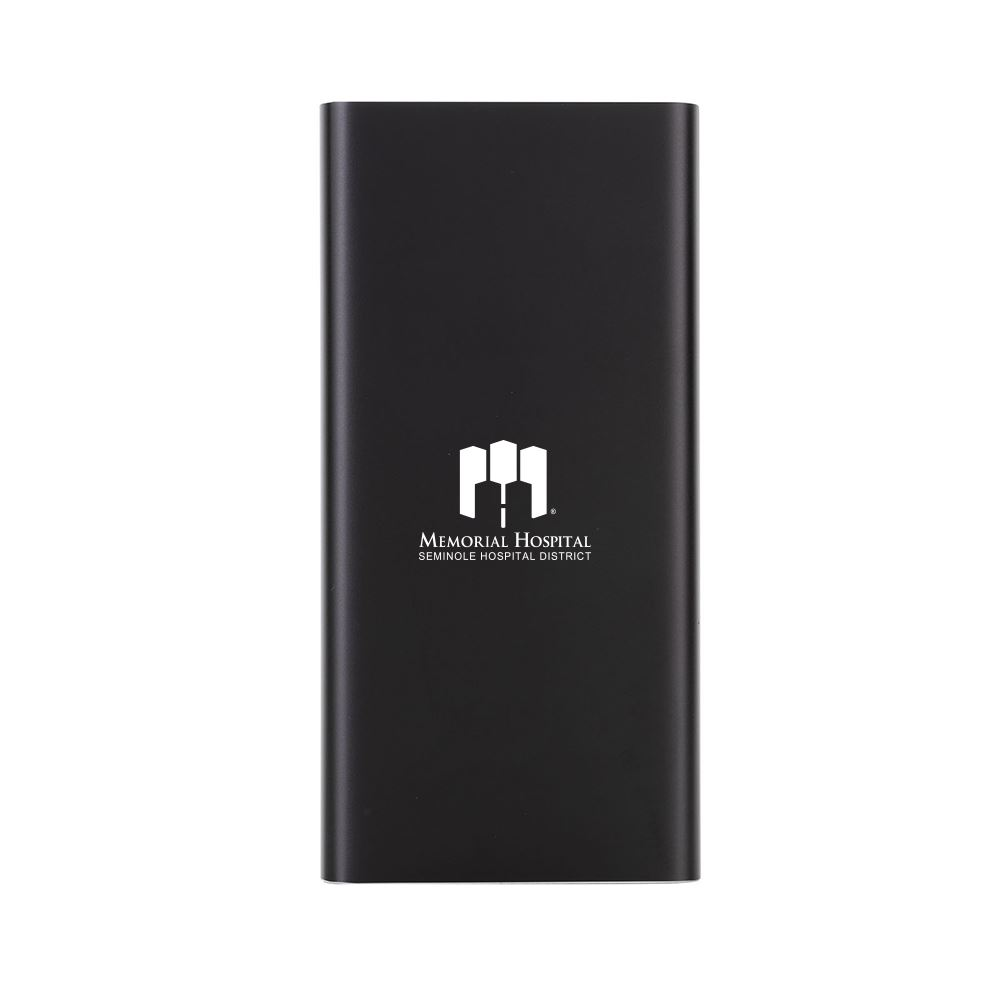 15,000 mAh Quickcharger Powerbank - Personalization Available