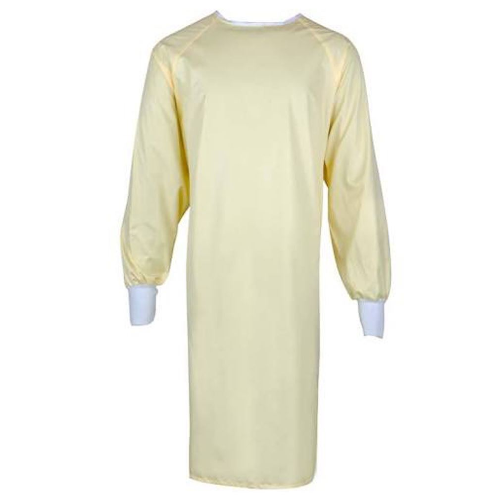 Reusable Level 2 Isolation Gown with Cuffs